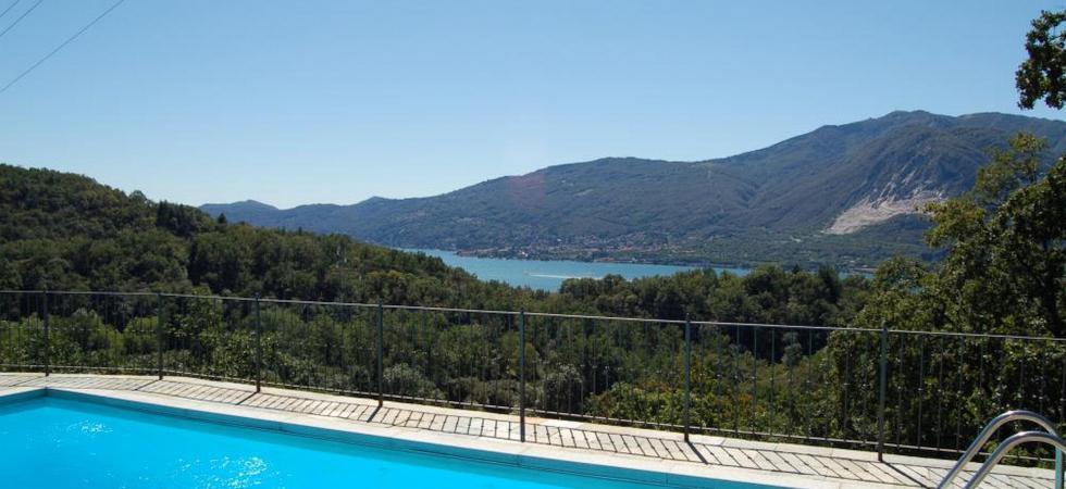 Villa Bernardino - San Bernardino Verbano, Lago Maggiore - NORTHITALY VILLAS ville vacanze locazione breve