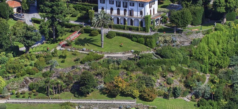 Villino San Remigio 9 PAX - Pallanza, Lake Maggiore - NORTHITALY VILLAS vacation house rentals