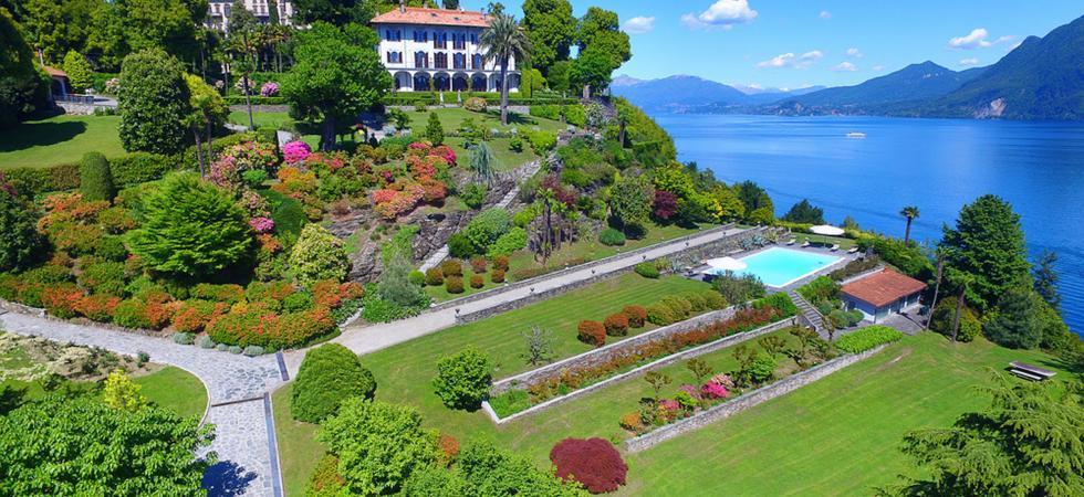 Villino San Remigio 9 PAX - Pallanza, Lake Maggiore - NORTHITALY VILLAS holiday home lettings