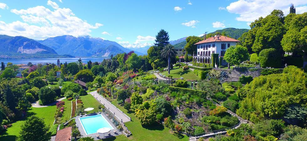 Villino San Remigio 9 PAX - Pallanza, Lake Maggiore - NORTHITALY VILLAS vacation villa rentals