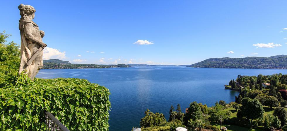 Villino San Remigio 9 PAX - Pallanza, Lac Majeur - NORTHITALY VILLAS locations maisons de vacances