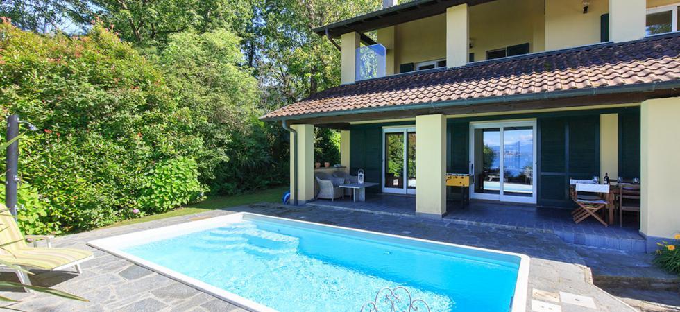 696) Villa La Pastorale, Ranco