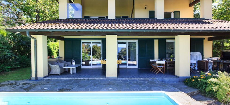 697) Villa La Pastorale, Ranco