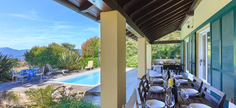 701) Villa La Pastorale, Ranco