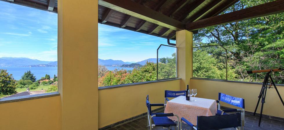 726) Villa La Pastorale, Ranco