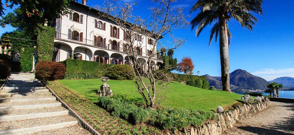 Villino San Remigio 18 PAX - Pallanza, Lago Maggiore - NORTHITALY VILLAS ville vacanze locazione breve