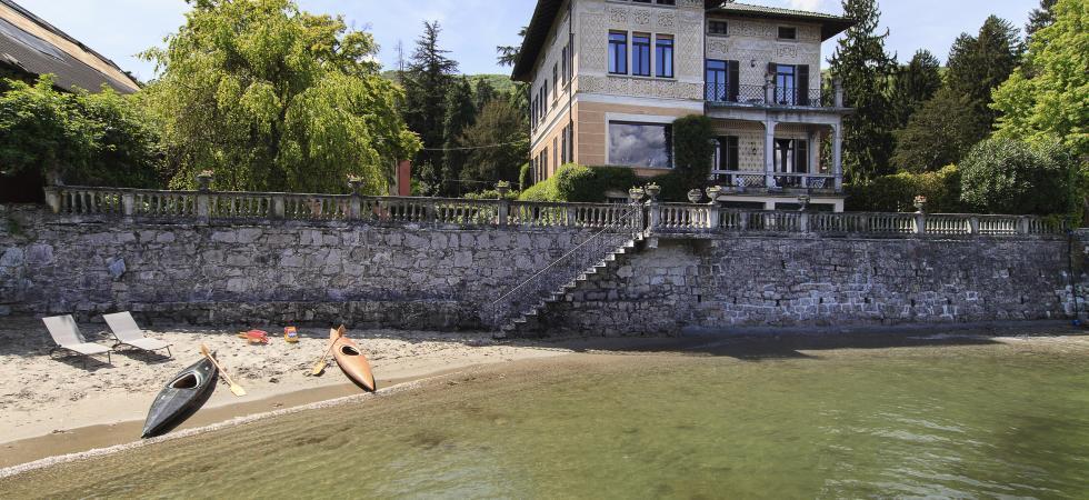 2315) Villa Beatrice 6 PAX, Baveno