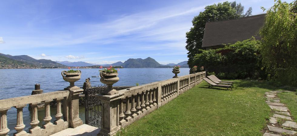 2318) Villa Beatrice 6 PAX, Baveno