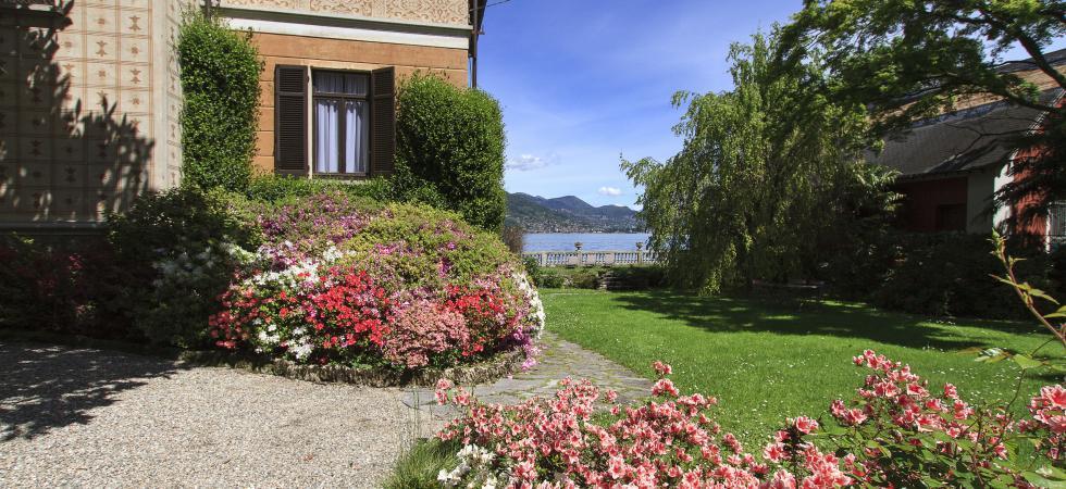 2324) Villa Beatrice 6 PAX, Baveno