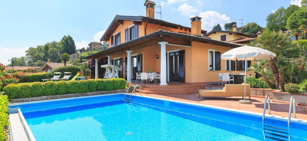 1011) Villa Bellavista, Meina