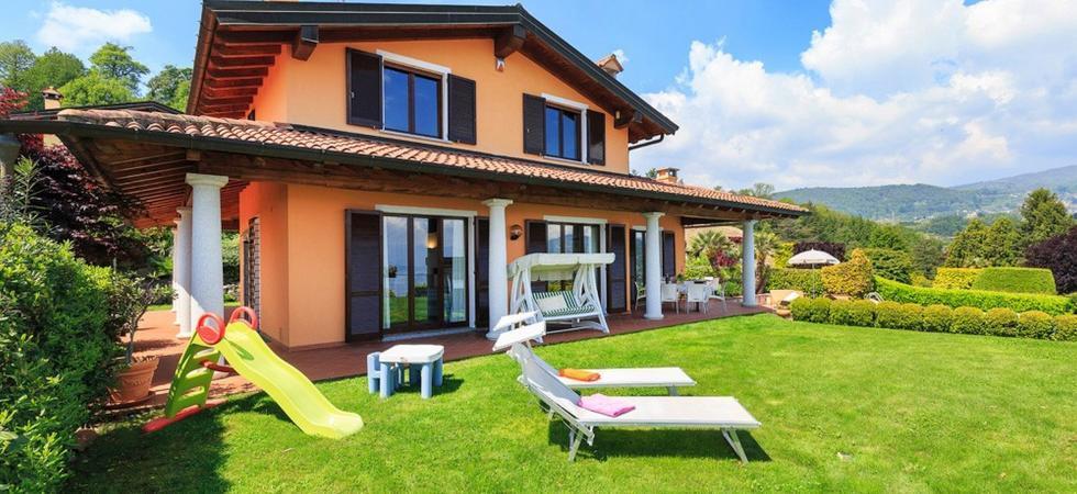 1019) Villa Bellavista, Meina