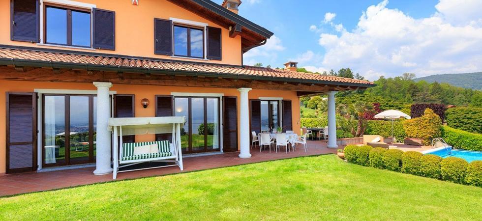 1020) Villa Bellavista, Meina