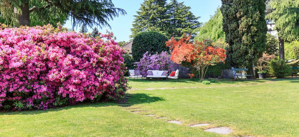 Villa Ida - Lesa, Lake Maggiore - NORTHITALY VILLAS holiday villa lettings