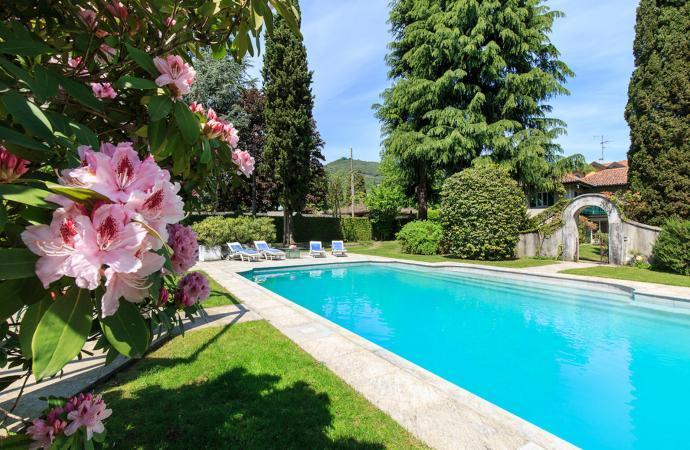 1172) Villa Ida, Lesa