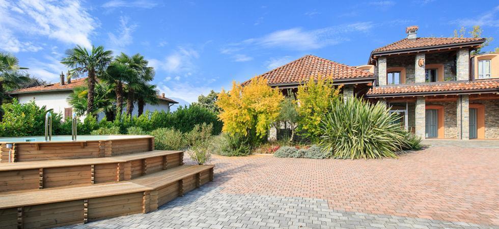 Villa Il Grotto - Verbania, Lac Majeur - NORTHITALY VILLAS locations maisons de vacances