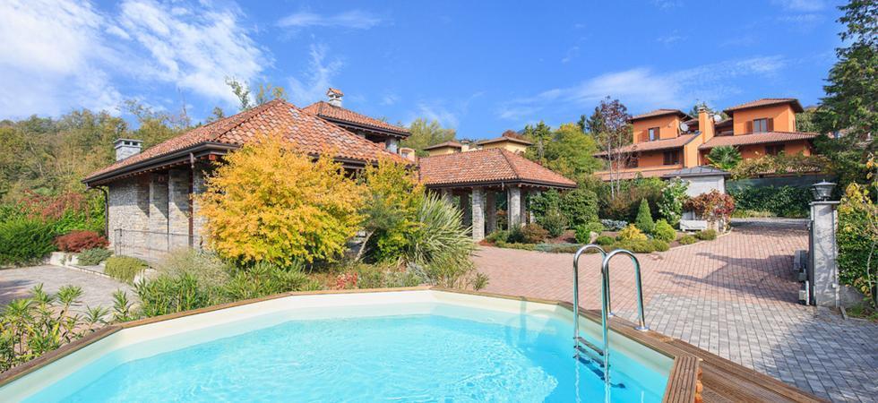 Villa Il Grotto - Verbania, Lac Majeur - NORTHITALY VILLAS locations villas de vacances