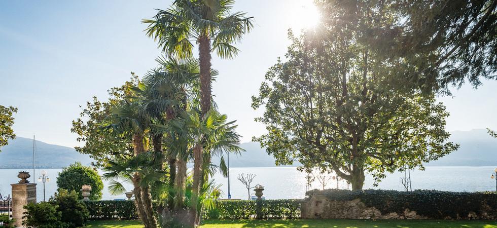 1242) Villa Magnolia, Cannero Riviera