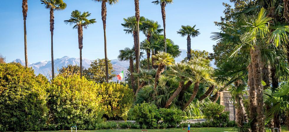 1243) Villa Magnolia, Cannero Riviera