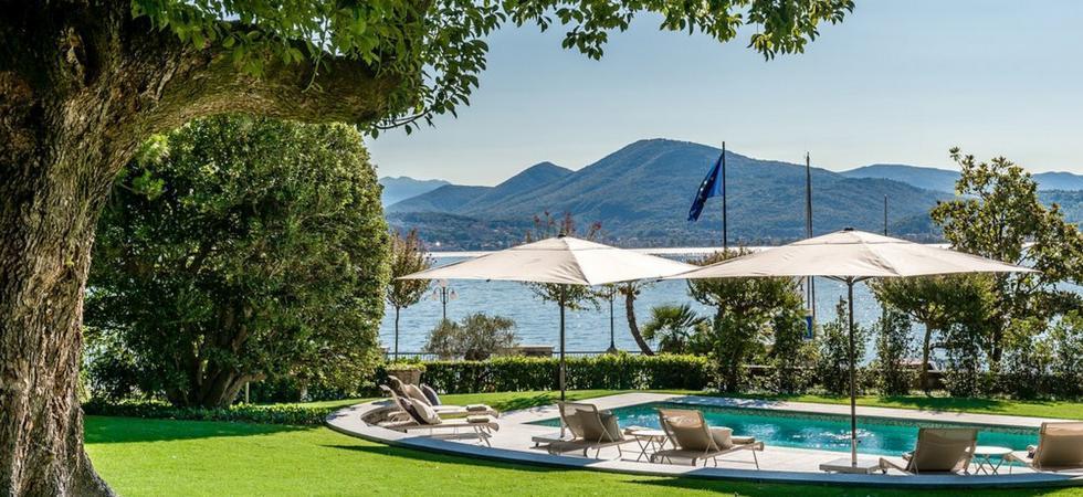 1246) Villa Magnolia, Cannero Riviera