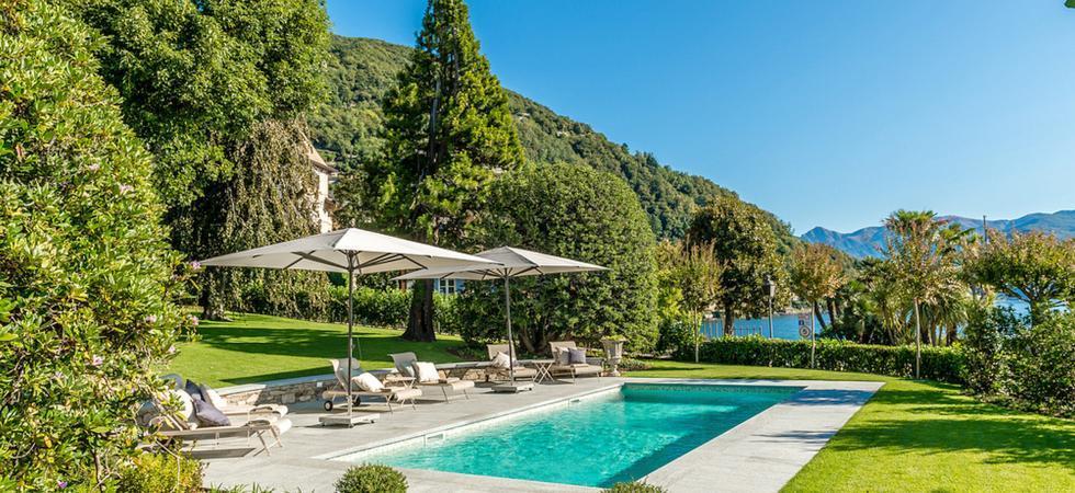 1247) Villa Magnolia, Cannero Riviera