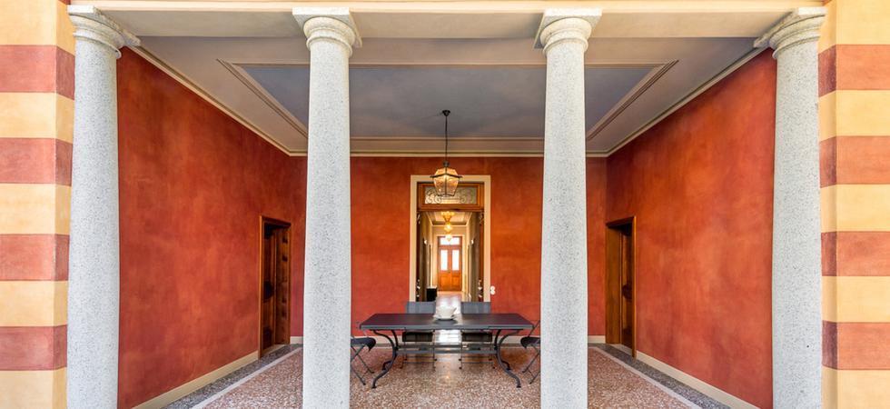 1257) Villa Magnolia, Cannero Riviera