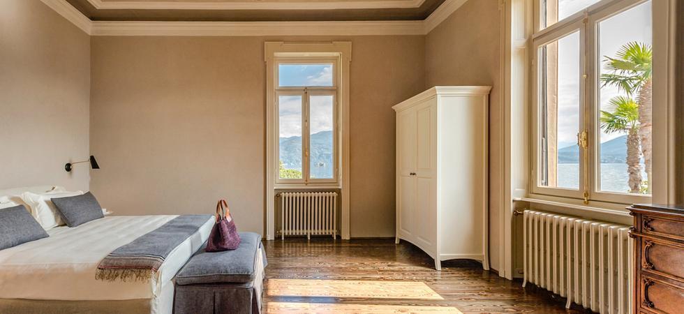 1266) Villa Magnolia, Cannero Riviera