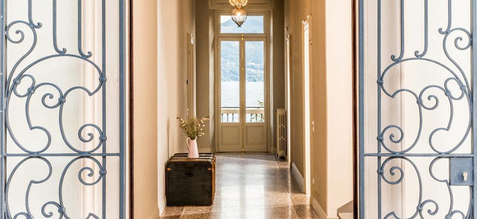 1287) Villa Magnolia, Cannero Riviera