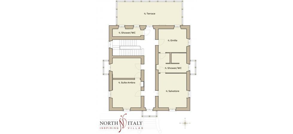 2441) Villa Magnolia, Cannero Riviera