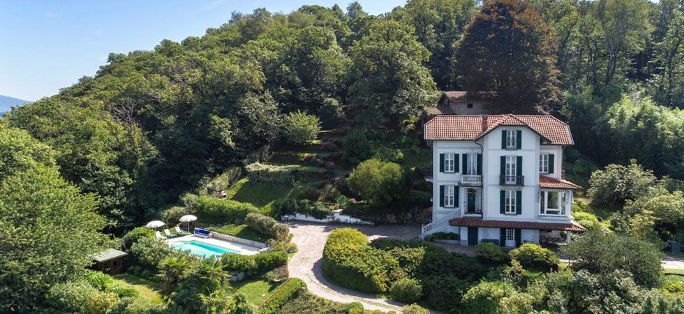 1323) Villa Perla, Laveno-Mombello