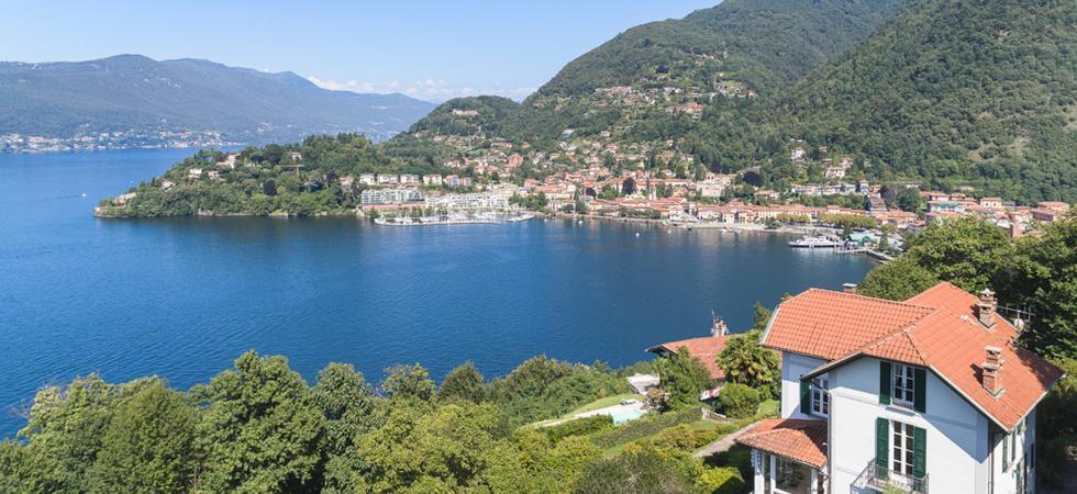 1325) Villa Perla, Laveno-Mombello