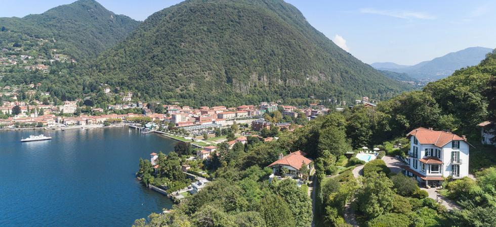 1326) Villa Perla, Laveno-Mombello