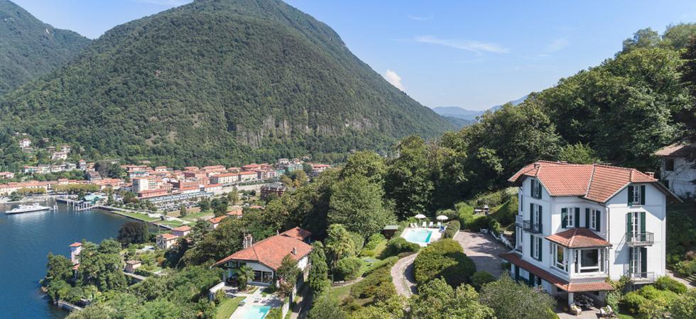 1327) Villa Perla, Laveno-Mombello