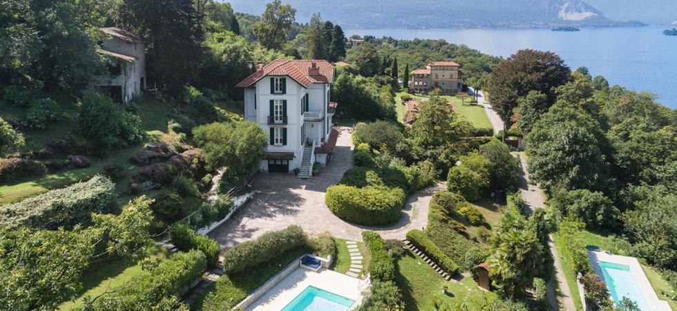 1328) Villa Perla, Laveno-Mombello