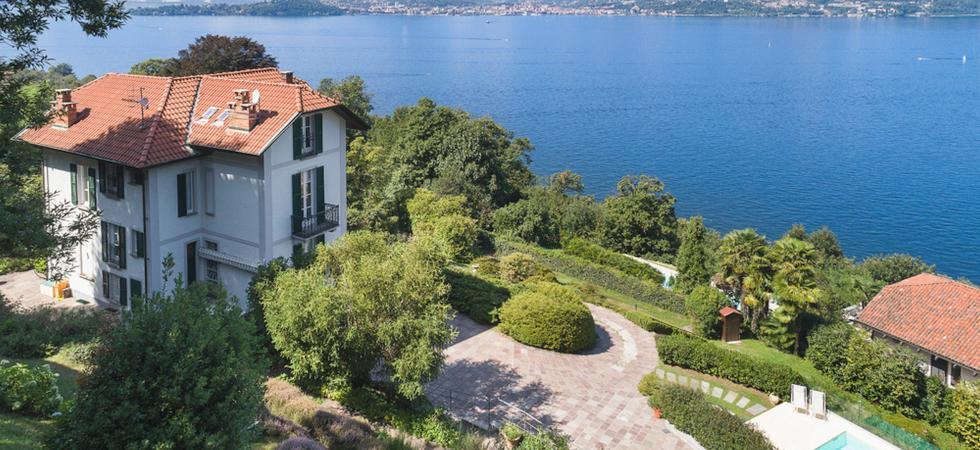 1329) Villa Perla, Laveno-Mombello