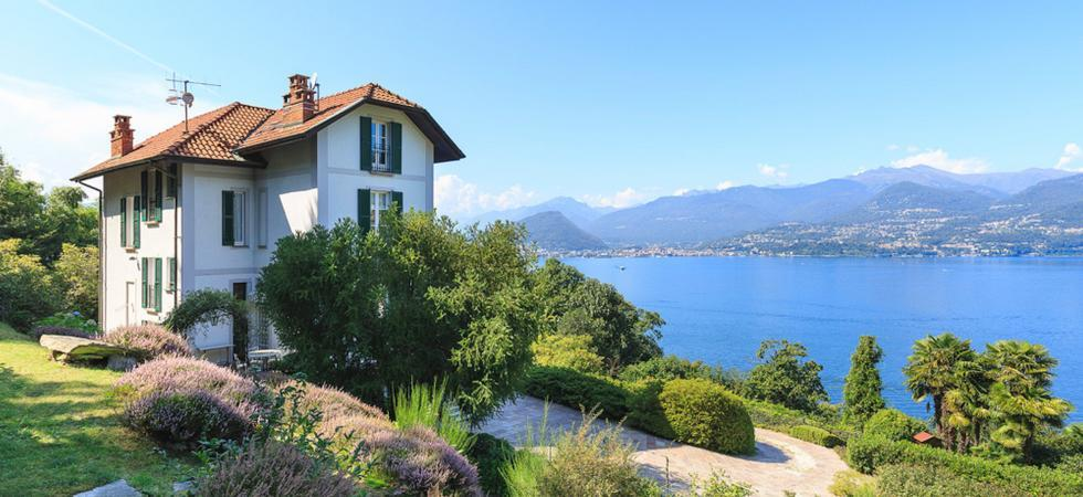 1330) Villa Perla, Laveno-Mombello