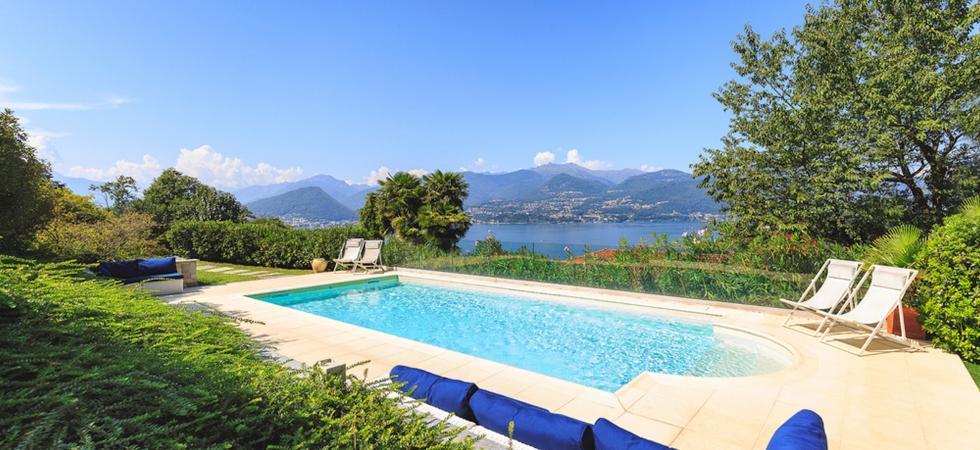1333) Villa Perla, Laveno-Mombello