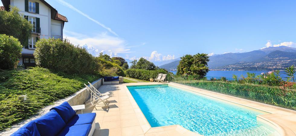 1334) Villa Perla, Laveno-Mombello
