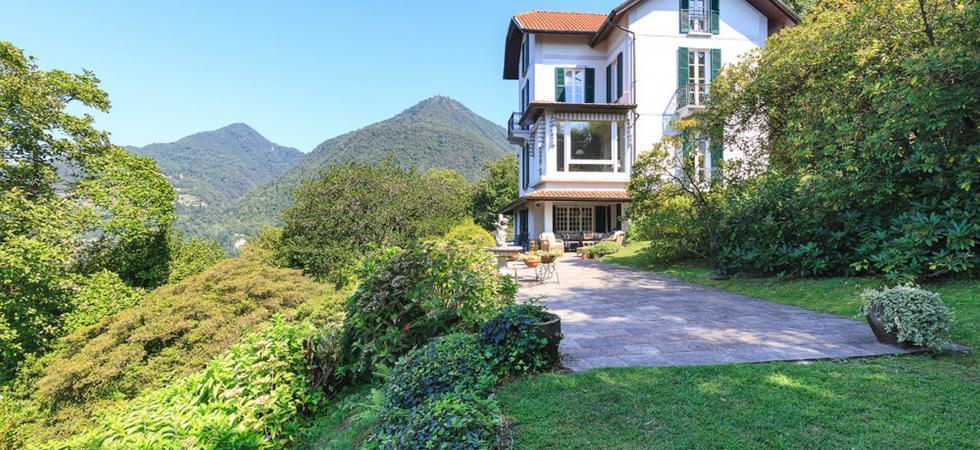 1336) Villa Perla, Laveno-Mombello