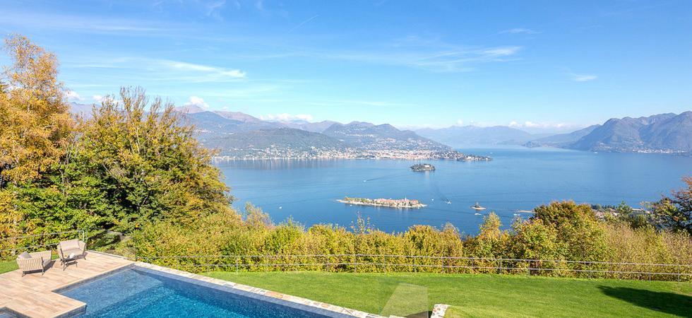 1387) Villa Petra, Stresa