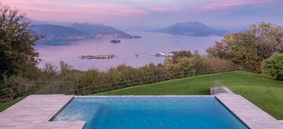 1421) Villa Petra, Stresa
