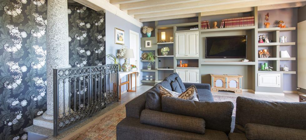 3219) Villa Seta 5 CAMERE 11 PAX, Meina