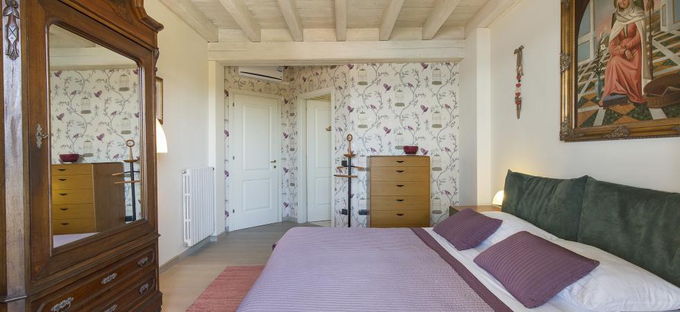 3233) Villa Seta 5 CAMERE 11 PAX, Meina