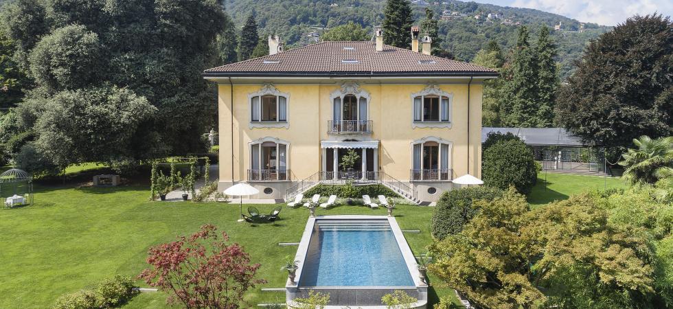 Villa Frua - Stresa, Lake Maggiore - NORTHITALY VILLAS ville vacanze locazione breve
