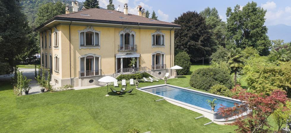 Villa Frua - Stresa, Lake Maggiore - NORTHITALY VILLAS case vacanze locazione breve