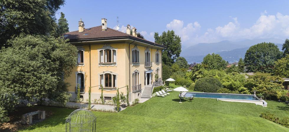 Villa Frua - Stresa, Lake Maggiore - NORTHITALY VILLAS casa vacanze locazione breve