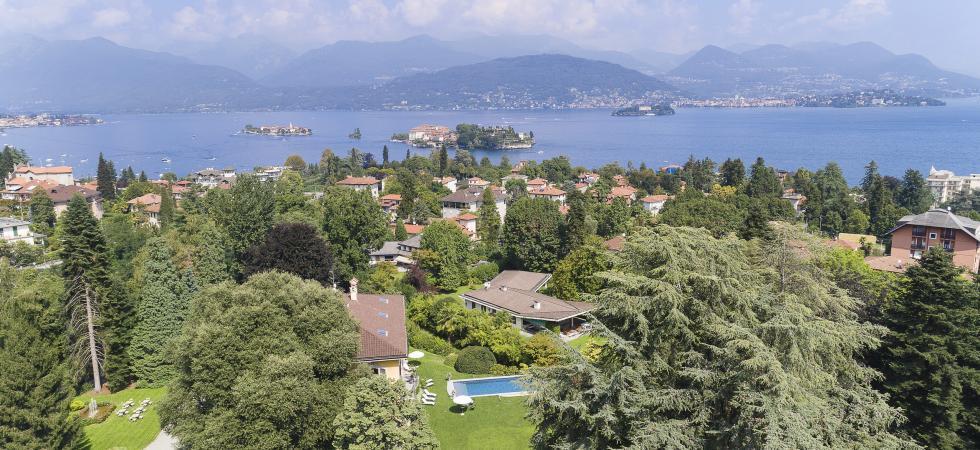 Villa Frua - Stresa, Lake Maggiore - NORTHITALY VILLAS villa vacanze locazione breve