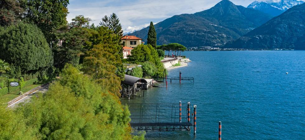 Villa Fedra - San Siro, Lake Como - NORTHITALY VILLAS luxury vacation villa rentals
