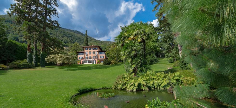Villa Fedra - San Siro, Lake Como - NORTHITALY VILLAS exclusive vacation villa rentals