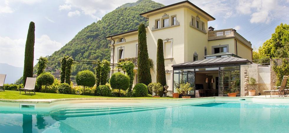 1949) Villa Concetta, Dizzasco
