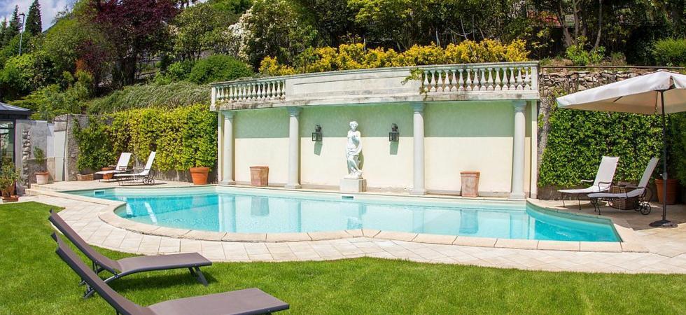 1951) Villa Concetta, Dizzasco